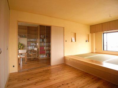 3階リビング寝室伊.JPG